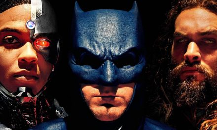 SDCC 2017: They Can't Do It Alone In New JUSTICE LEAGUE Poster