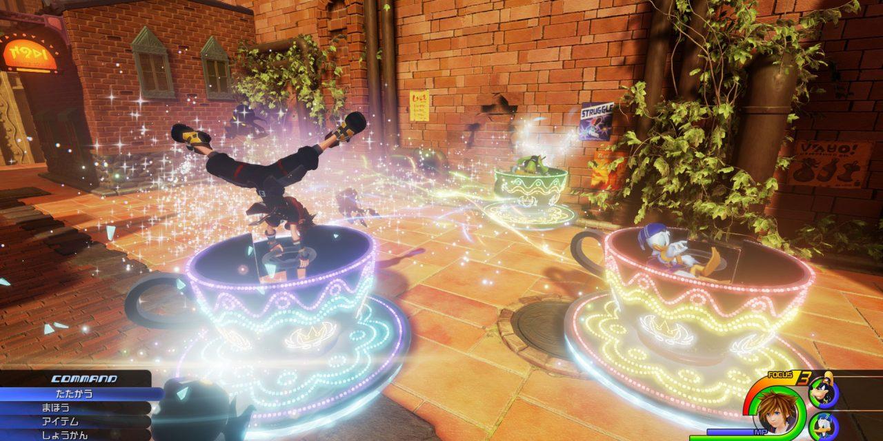 D23 2017: Level Up! Video Game Showcase Recap
