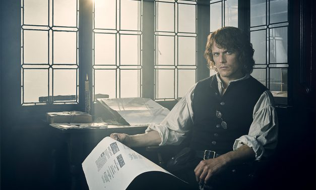 SDCC 2017: New Images Released and Highlights From the OUTLANDER Panel