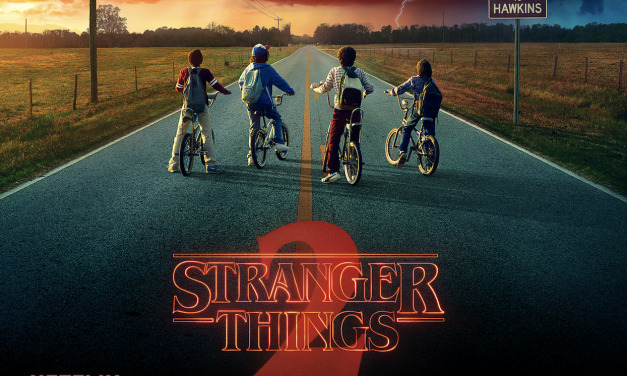 STRANGER THINGS Teases a Scary Season 2 with Ominous Poster and Release Date