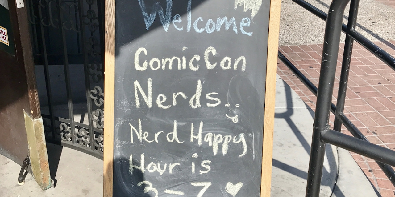 SDCC 2017: A Comic-Con Journal – Day Three