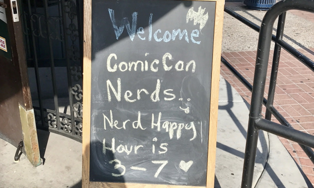 SDCC 2017: A Comic-Con Journal – Day Four