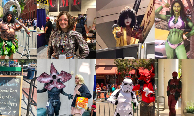 """SDCC: The Best of """"Overheard at San Diego Comic Con"""" 2017"""