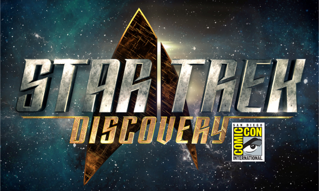 SDCC 2017: STAR TREK: DISCOVERY Panel Info and New Posters