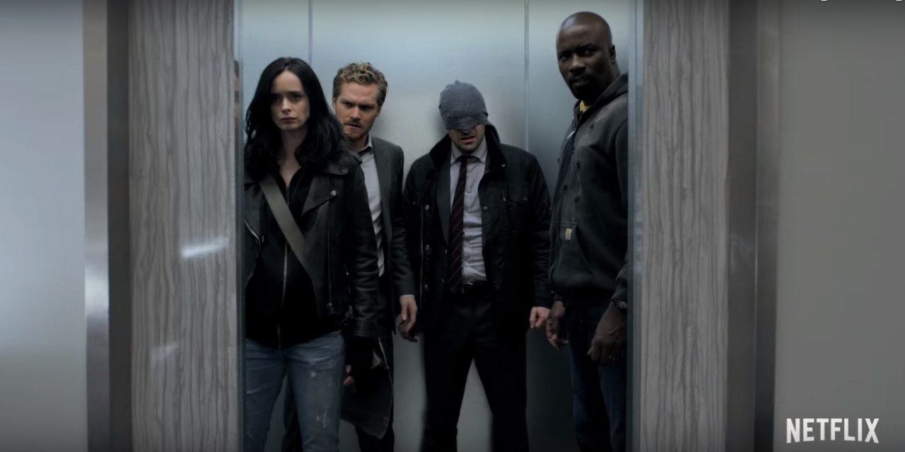 SDCC 2017: The War For New York Begins in New THE DEFENDERS Trailer
