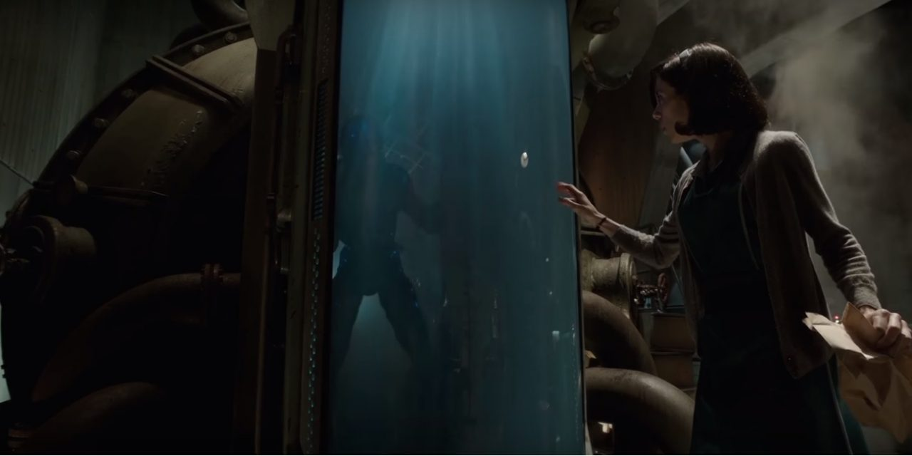 Love Begins to Bubble in Our First Trailer For THE SHAPE OF WATER