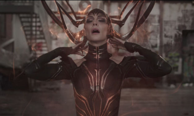 New Helaween Post for THOR: RAGNAROK Shows Off Cate Blanchett's Sense of Humor