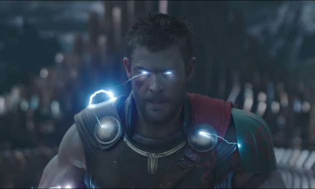 THOR: RAGNAROK Footage Breakdown From SDCC 2017