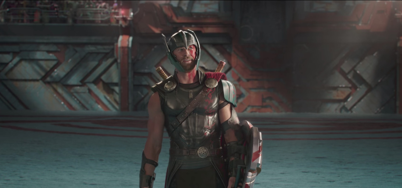 First Appearance of Doctor Strange in International Trailer for THOR: RAGNAROK