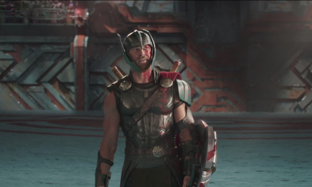 First Appearance of Doctor Strange in International Trailer for THOR: RAGNAROK