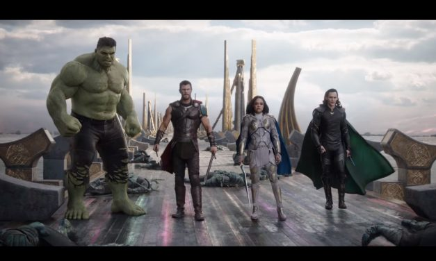 SDCC 2017: New THOR: RAGNAROK Trailer Sees Thor, Hulk and Loki Team Up