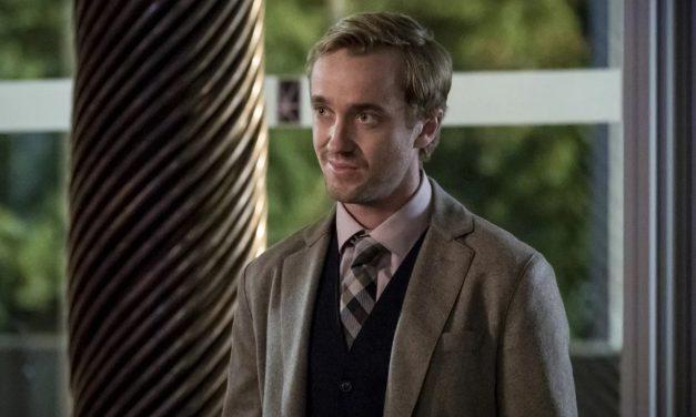THE FLASH: Tom Felton Will Not Return for Season 4