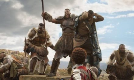 BLACK PANTHER Producer Addresses the Problematic Villain M'Baku