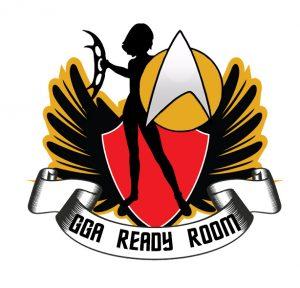 Geek Girl Authority Ready Room Logo