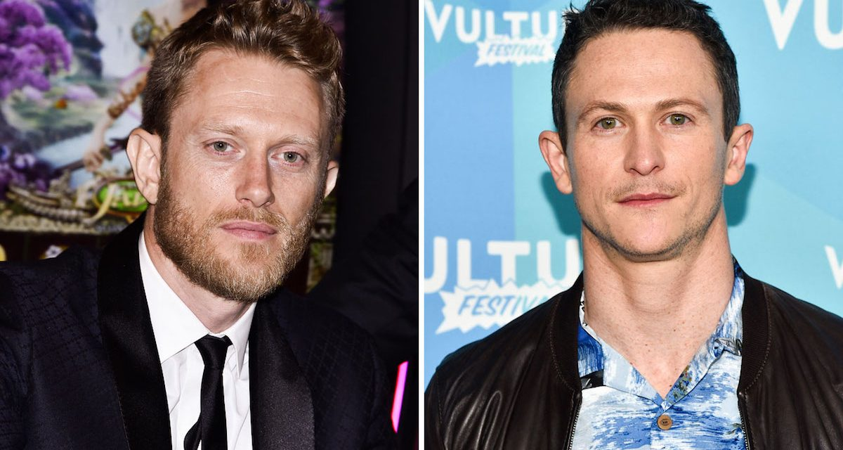 WESTWORLD Adds Neil Jackson and Jonathan Tucker to Season 2