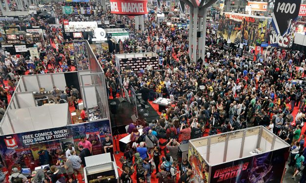 Why Are Comic-Cons So Popular?