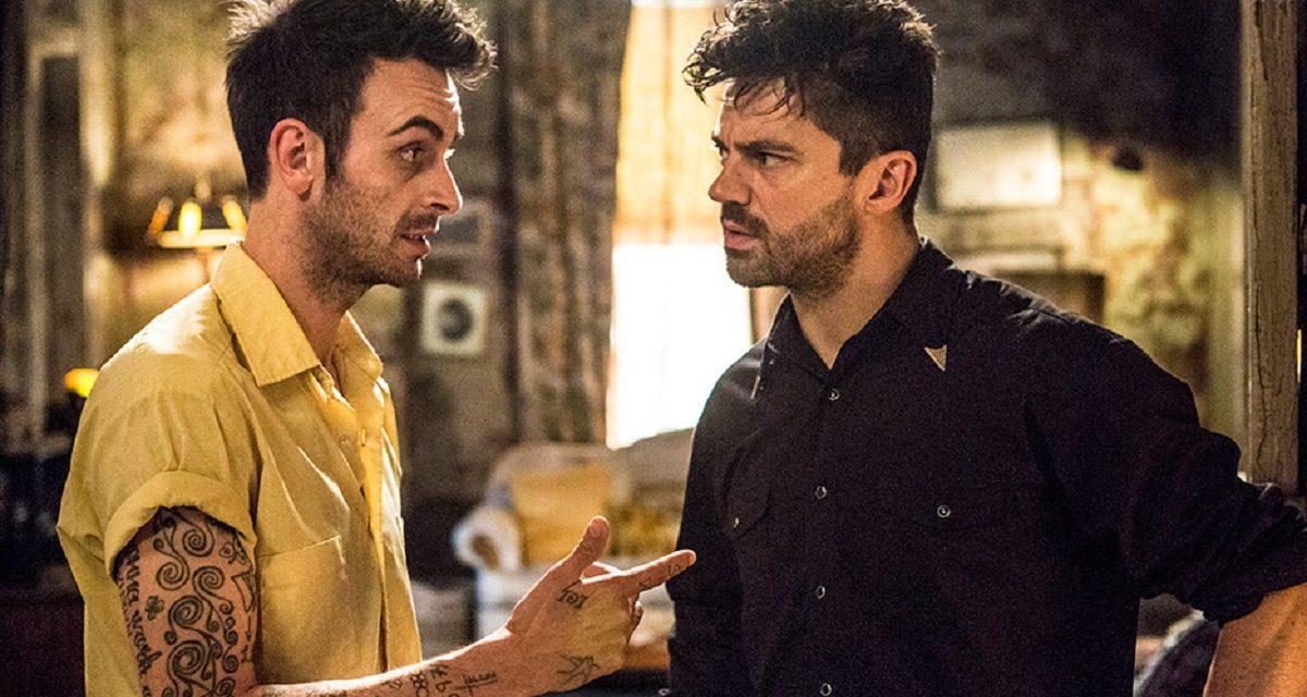 """Tulip Is in Danger in the Promo for PREACHER (S02E04) """"Viktor"""""""