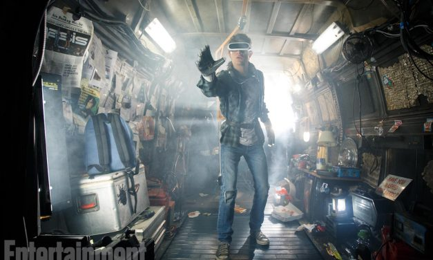 New READY PLAYER ONE Teaser Has Easter Egg of Its Own