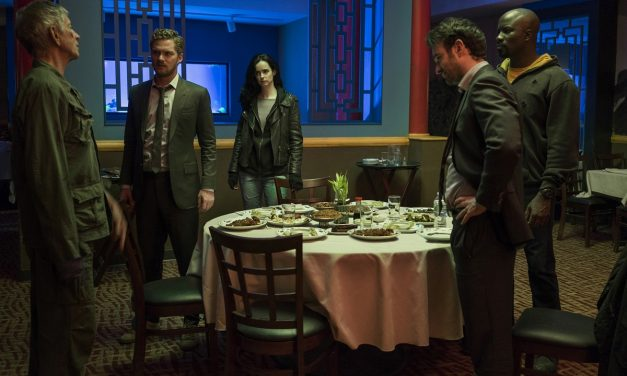 THE DEFENDERS Recap: (S01E04) Royal Dragon