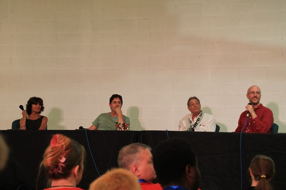 CSCC 2017: The Stars of the 80s Panel Examines Nostalgia, and the Movie Industry Today