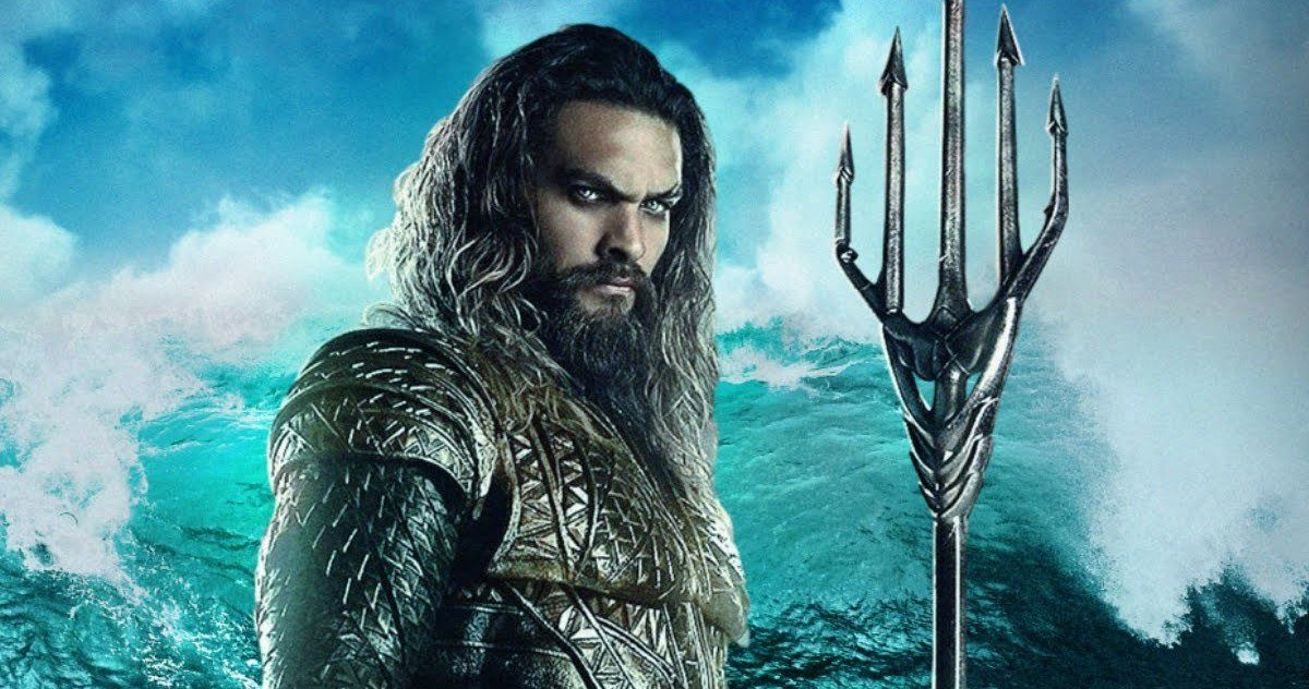 Zack Snyder Shares Aquaman Set Photo from JUSTICE LEAGUE