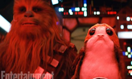 Where Is Chewbacca and Maz Kanata in STAR WARS: THE LAST JEDI?