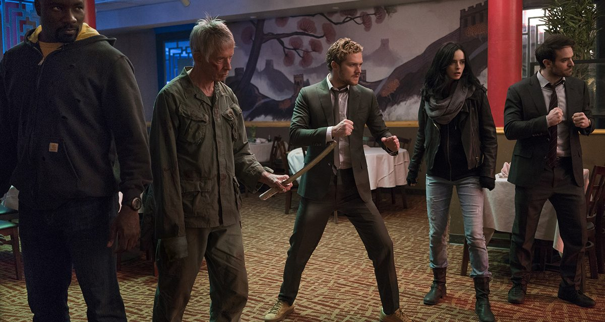 New Clips and Trailer for THE DEFENDERS Will Make You Cheer