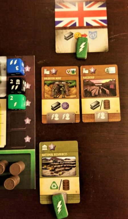a look at the manhattan project The manhattan project: energy empire is a solid worker placement game the work or generate part is the heart of the manhattan project games.