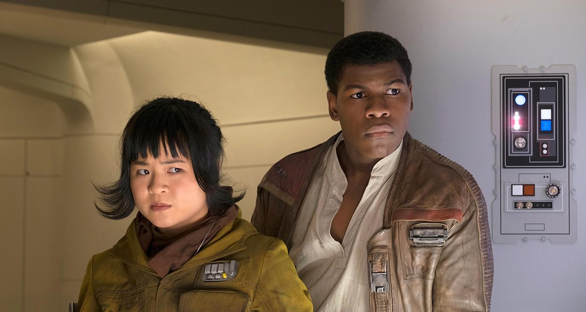 Is Finn the Hero Rose Believes Him to Be in STAR WARS: THE LAST JEDI?