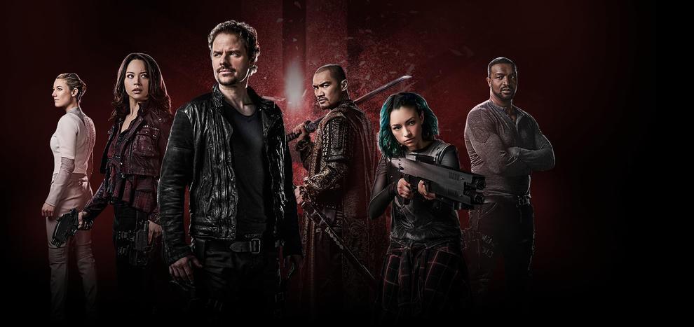 Geek Girl Authority Netflix September 2017 Dark Matter Season 3