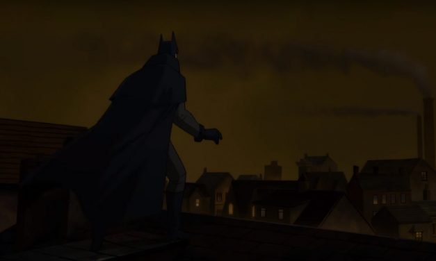 GOTHAM BY GASLIGHT Promises Victorian Fun with Batman