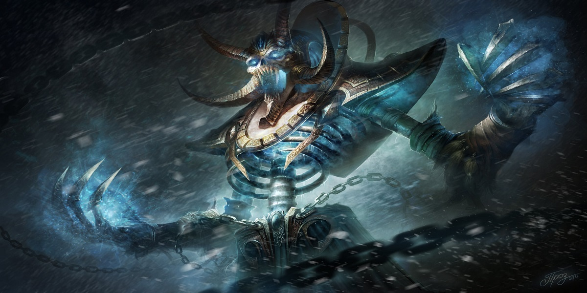 Gamescon 2017: Kel'Thuzad Is Coming to HEROES OF THE STORM