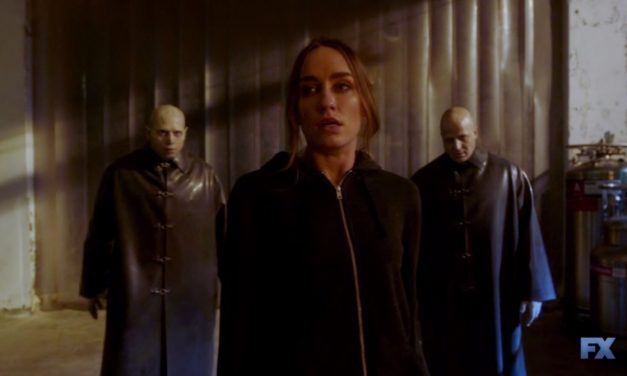 THE STRAIN Recap (S04E04) New Horizons