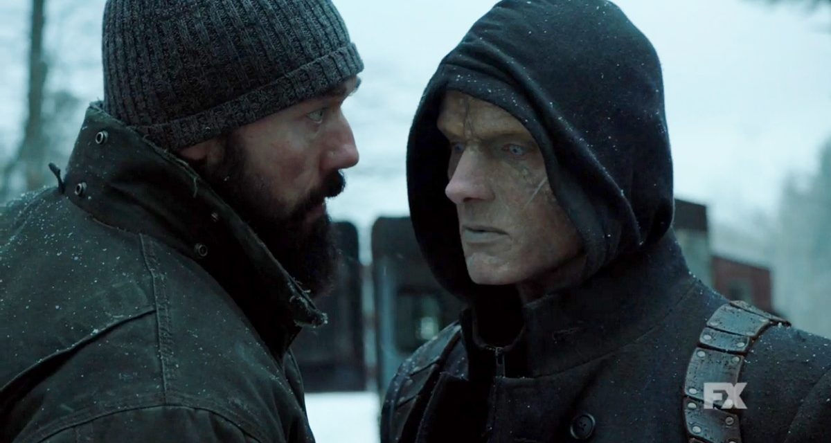 """Eichorst Sets His Sights on Fet in the Promo for The Strain """"Tainted Love"""""""