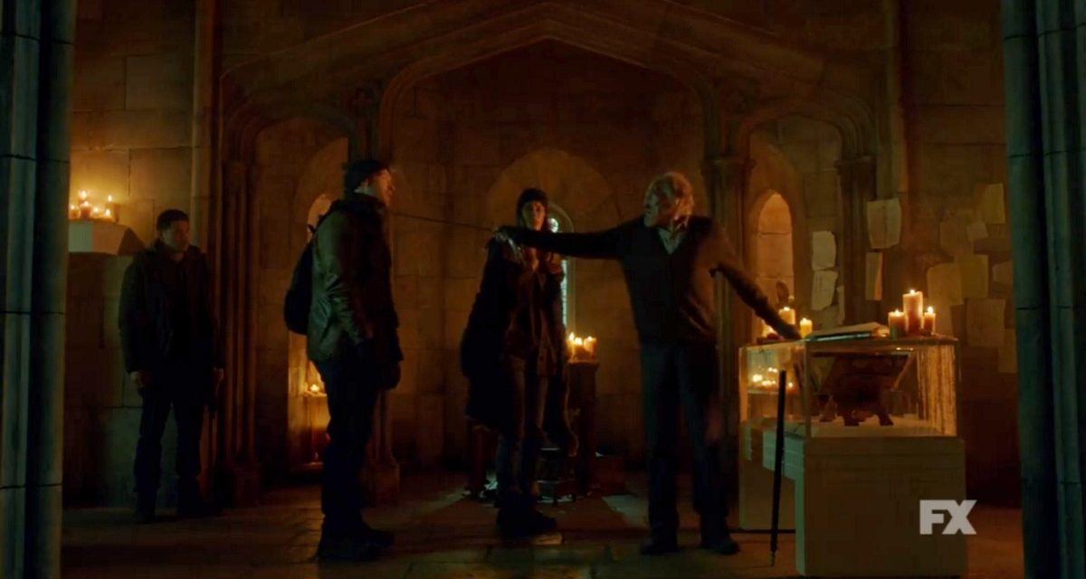 "Setrakian Prepares the Team for War in the Trailer for THE STRAIN ""Extraction"""