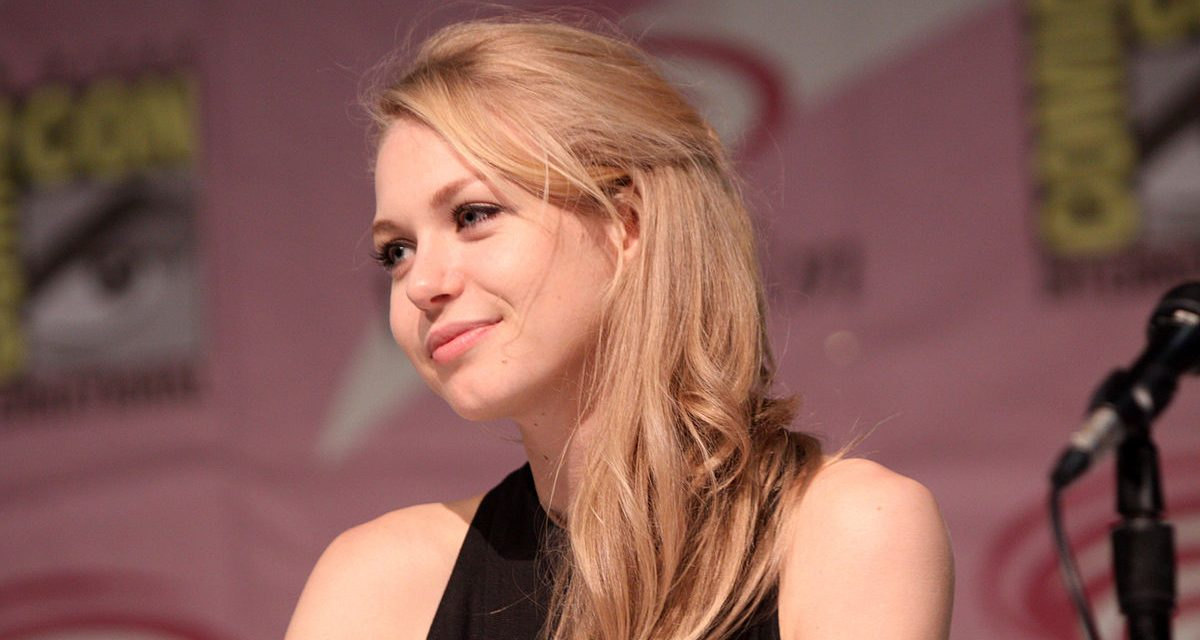 Penelope Mitchell Joins HELLBOY Reboot in Bewitching Role