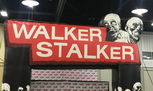 My Fan Experience at WALKER STALKER CON
