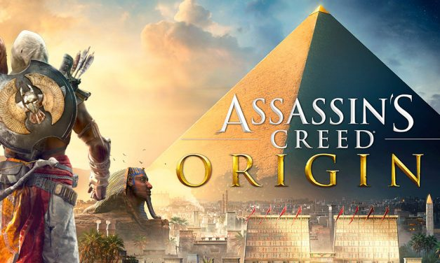 Ancient Egypt Awaits You in the New ASSASSIN'S CREED: ORIGINS Trailer