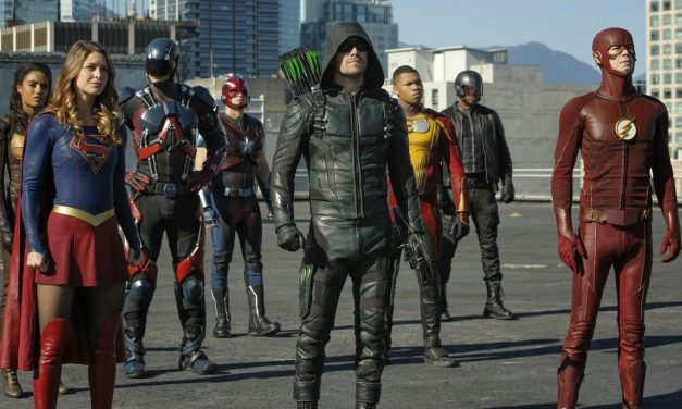 CW's Arrowverse Crossover Dates Set! OH and There's a Poster, Too