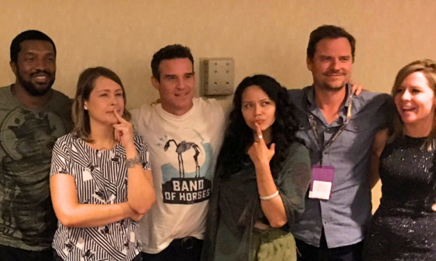 5 Truths and a Lie: Actors from Dark Matter, Archer, Farscape and Warehouse 13 Tell Hilarious Personal Stories!