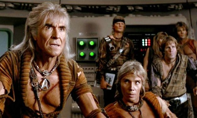 STAR TREK II: THE WRATH OF KHAN Will Screen in Theaters for 35th Anniversary