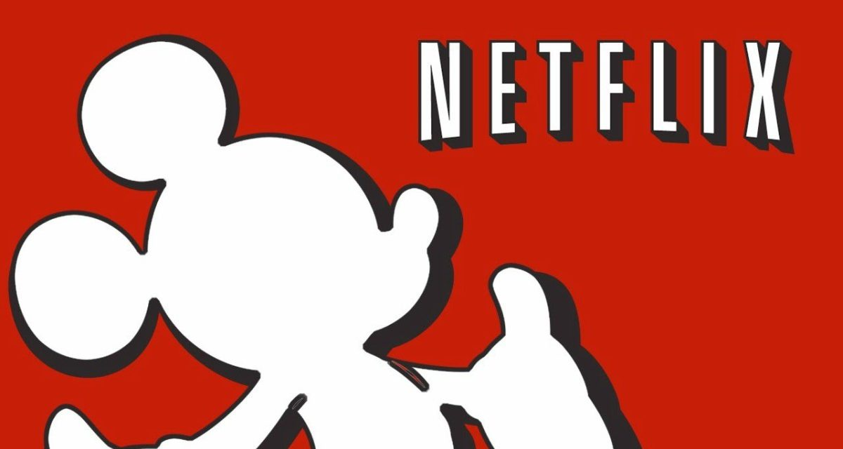 Disney to End Netflix Deal to Start Streaming Service