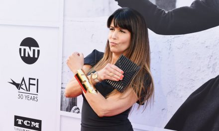 Patty Jenkins Gets Baton Literally Passed to Her By Richard Donner