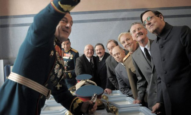 Witness Absurdity at Its Best in THE DEATH OF STALIN Trailer