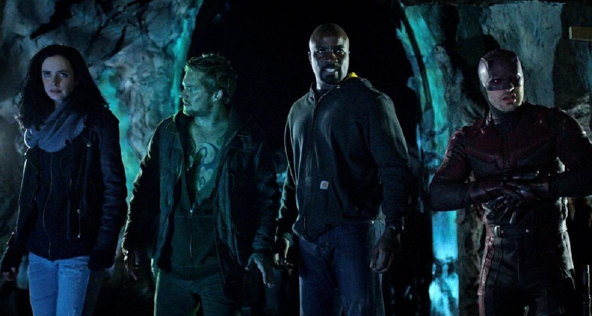 THE DEFENDERS Season Finale Recap: (S01E08) The Defenders