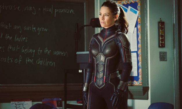 Possible New Plot Details for ANT-MAN AND THE WASP