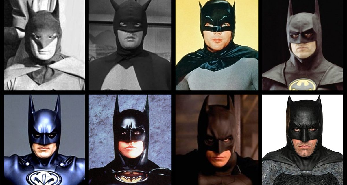 Things We Love About Each Live-Action Batman