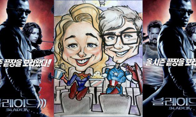Marvel Us Podcast Ep 10 – BLADE: TRINITY (2004)