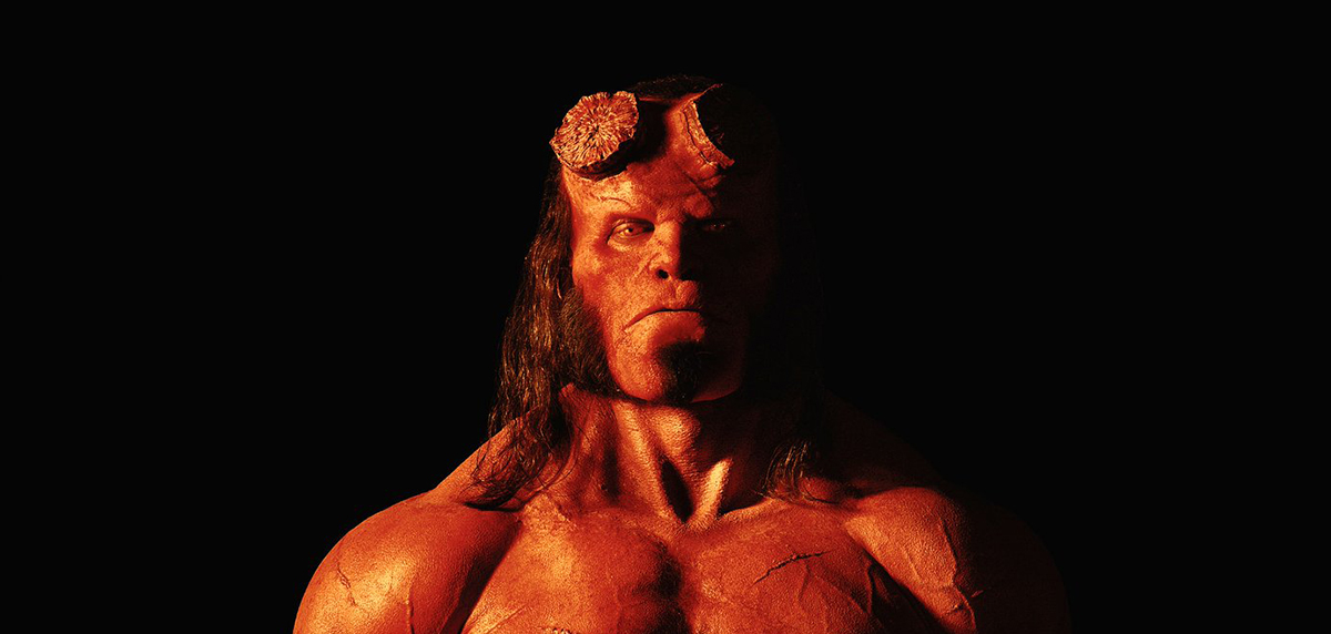 HELLBOY: RISE OF THE BLOOD QUEEN Finally Has a Release Date