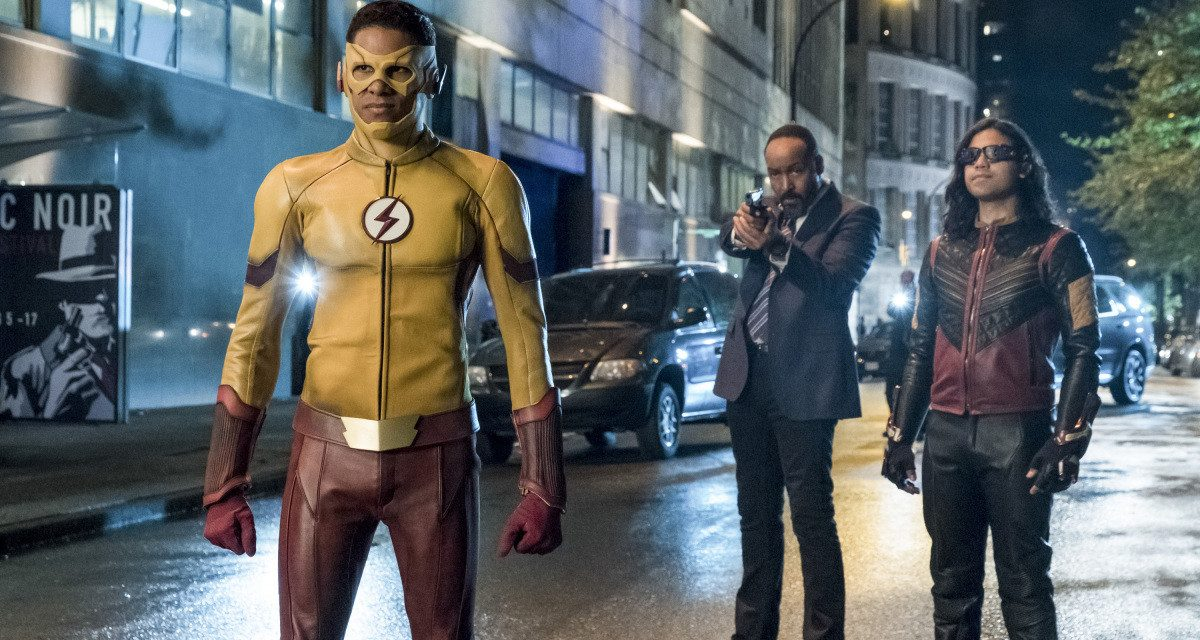 A Different Barry Returns in this Season Four Extended Trailer for THE FLASH